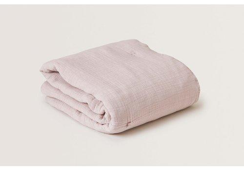 Garbo & Friends Calamine Muslin Filled Quilt