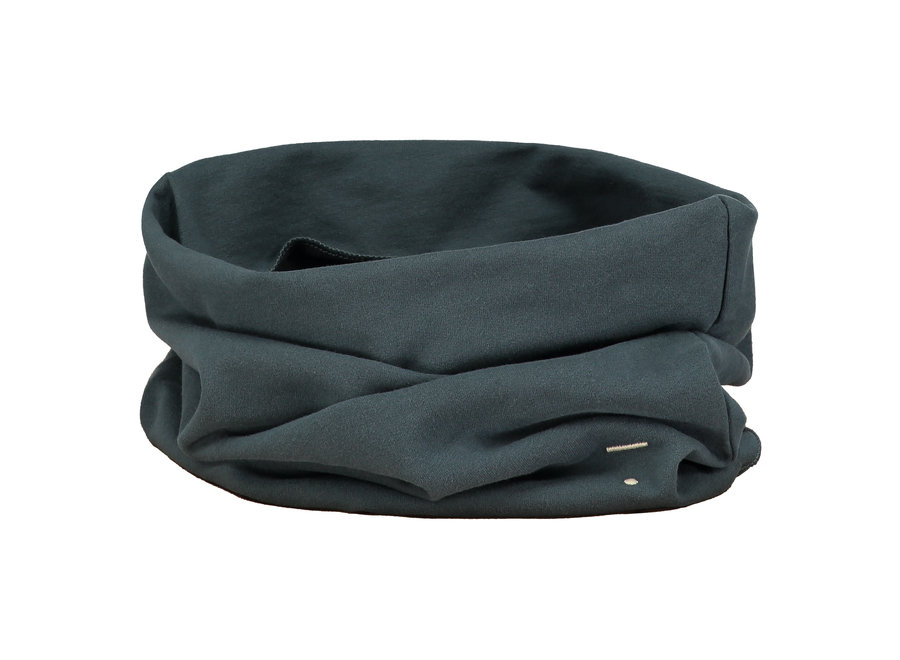 Endless Scarf Blue Grey