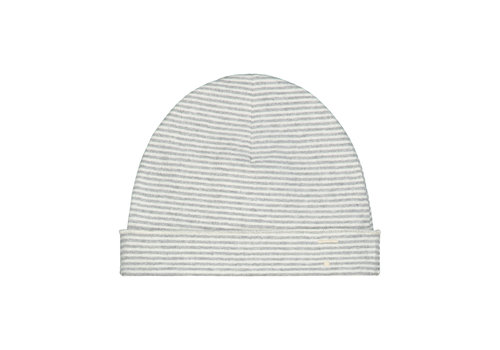 Gray Label Baby Beanie Grey Melange/Cream