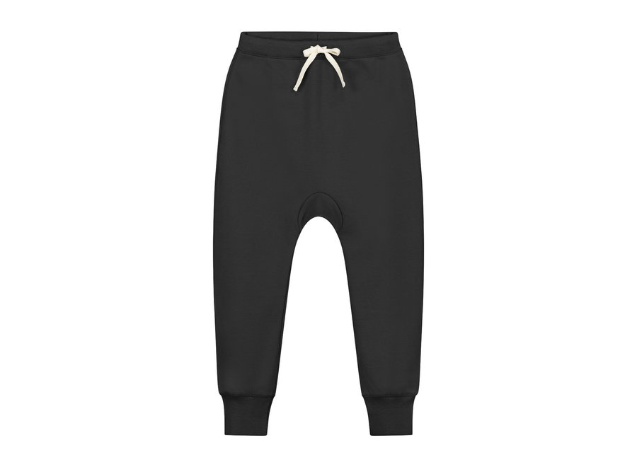 Baggy Pants Nearly Black