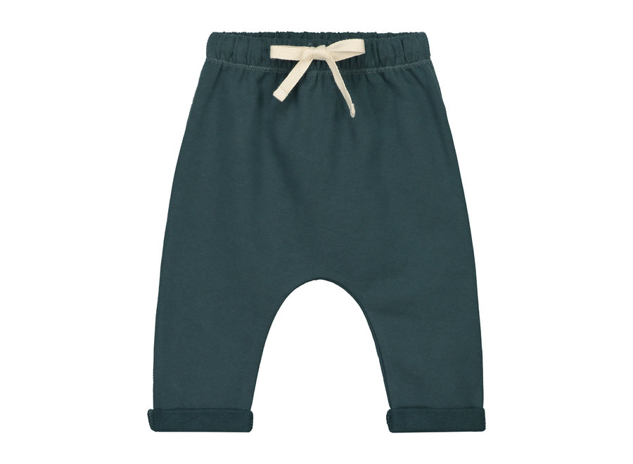 Baby Pants Blue Grey