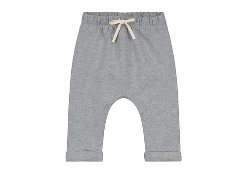 Gray Label Baby Pants Grey Melange