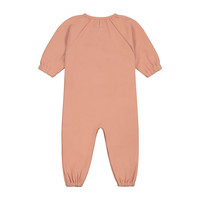 Baby Balloon Suit Rustic Clay