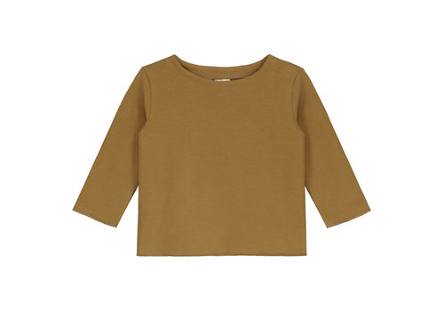 Gray Label Baby L/S Tee Peanut