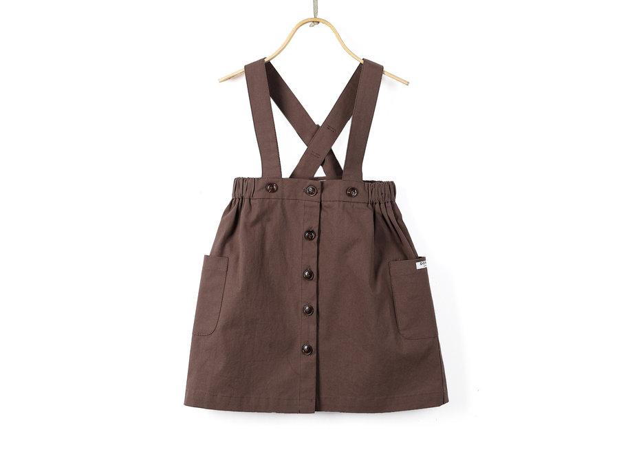 Evi Skirt Vintage Brown