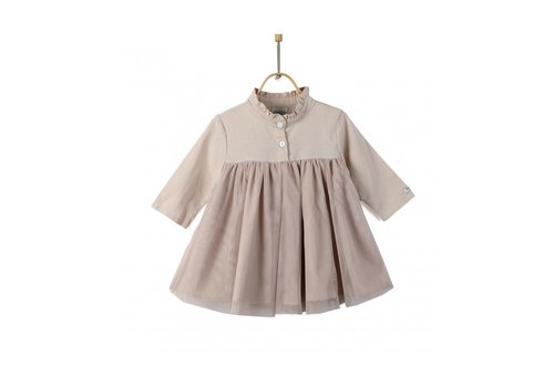 Donsje Fieke Dress Rose Powder