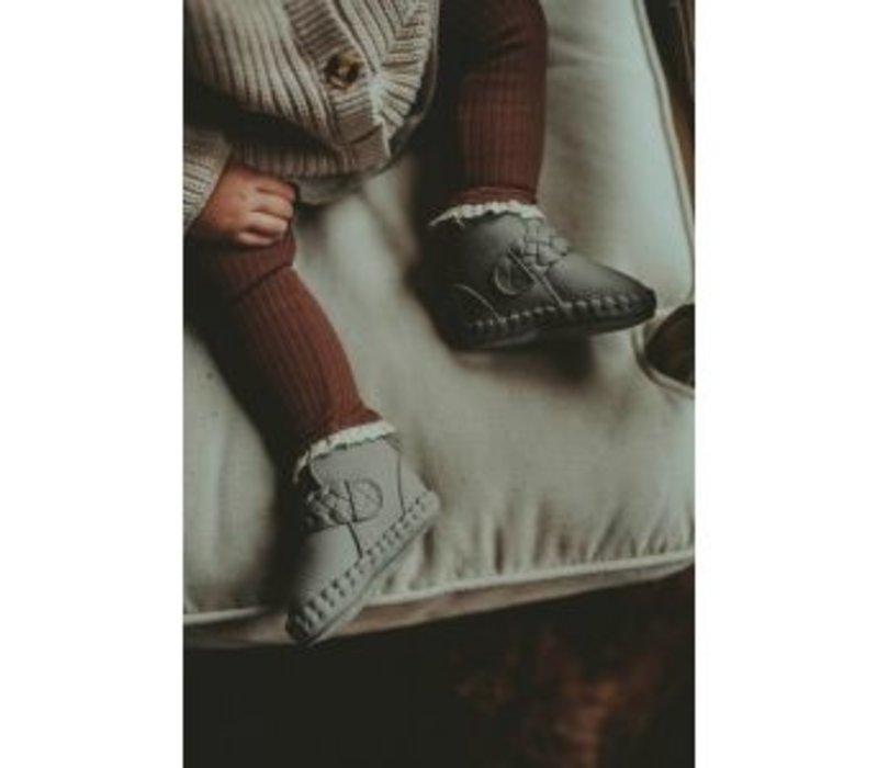 Afke Leggings Mahogany