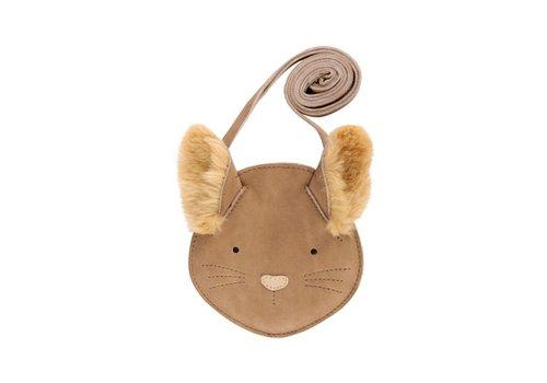 Donsje Britta Exclusive Purse Squirrel