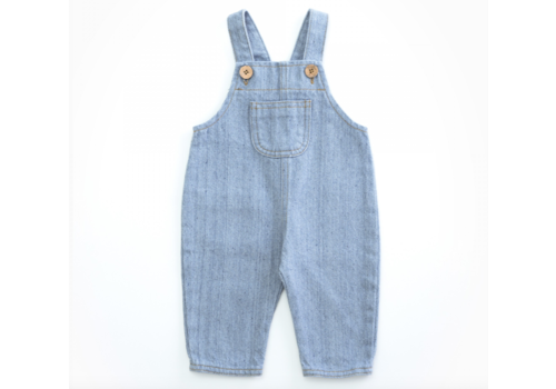 Play up Recycle Denim Dungaree DENIM