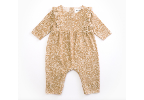 Play up Jacquard Jumpsuit RAW