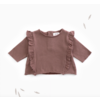 Play up Fleece Sweater PURPLEWOOD