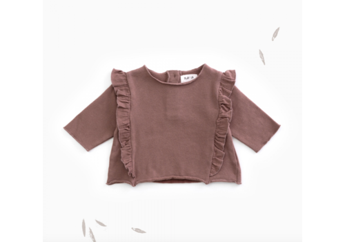 Play up Fleece Sweater PURPLEWOOD