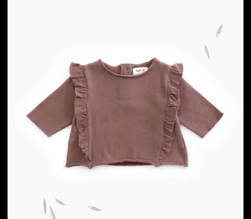 Fleece Sweater PURPLEWOOD