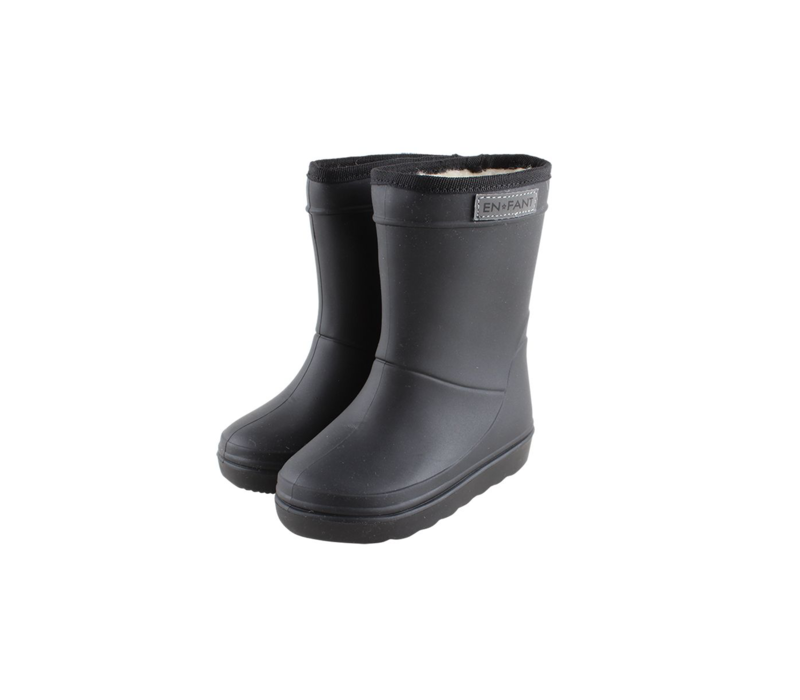En-Fant Thermo Boot Black