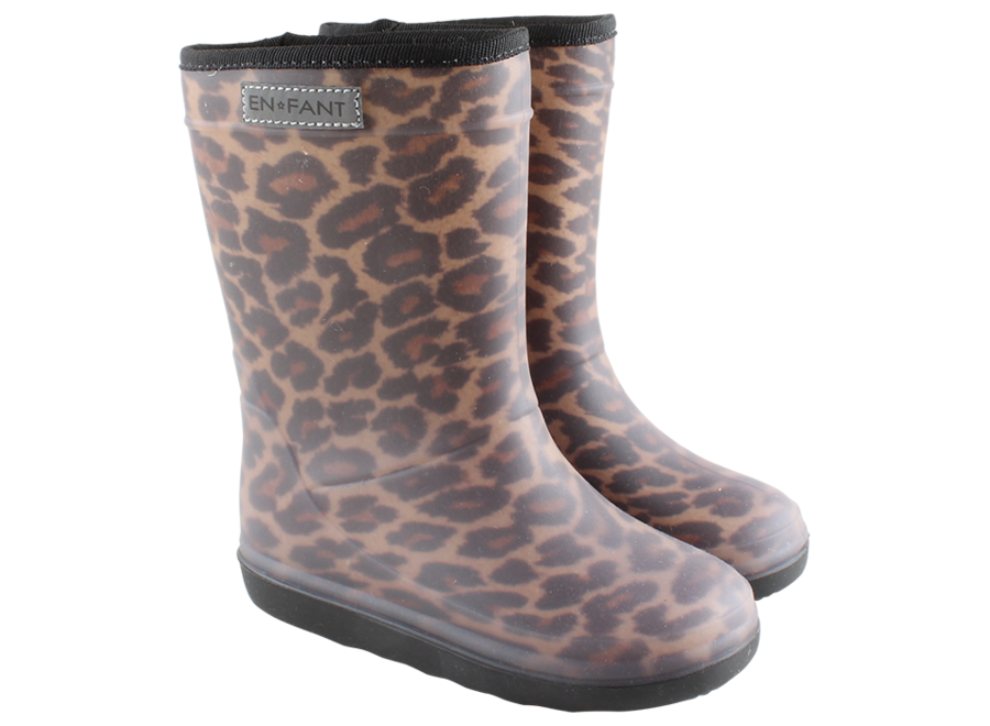 En-Fant Thermo Boots Leo brown