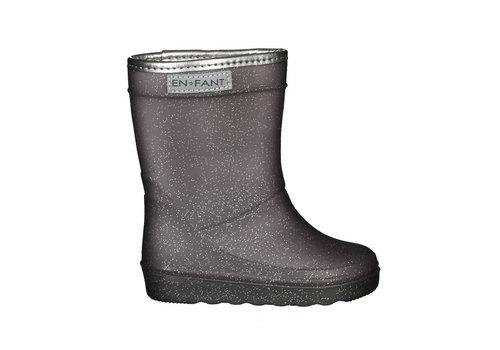 En Fant En-Fant Thermo Boots Metallic Grey