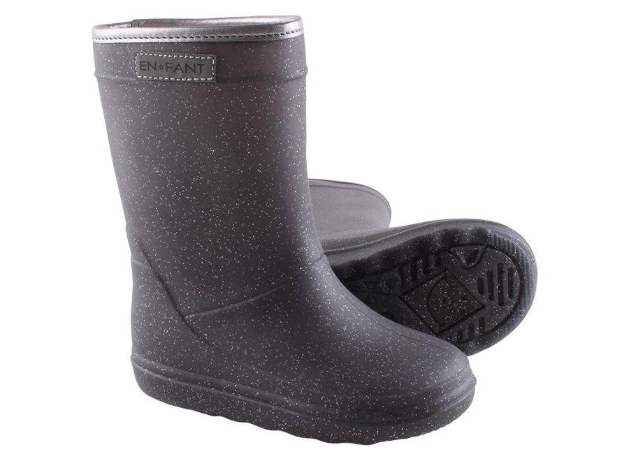 En-Fant Thermo Boots Metallic Grey