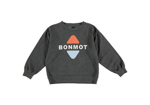 Bonmot organic Sweatshirt bonmot  Good night