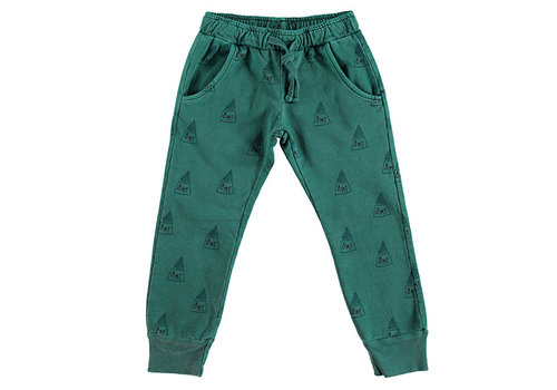 Bonmot organic Baggy fleece trousers bmt Greenlake