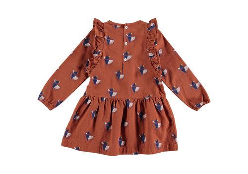 Bonmot organic Dress frilles world lovers
