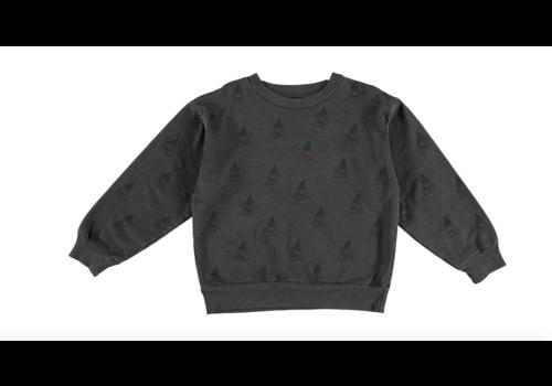 Bonmot organic Sweatshirt all over bmt Good night