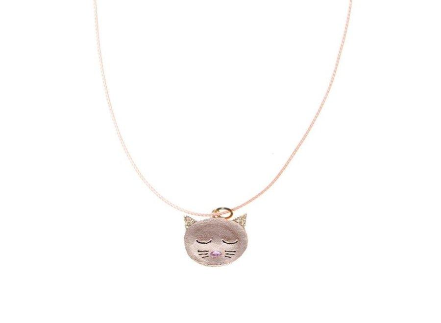Clara Cat Necklace