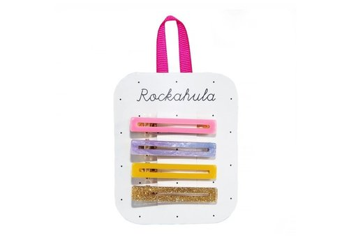 Rockahula Kids Retro Bar Clips Rainbow