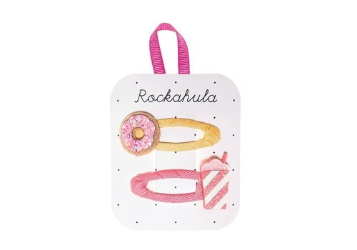 Rockahula Kids Donut and Milkshake Clips