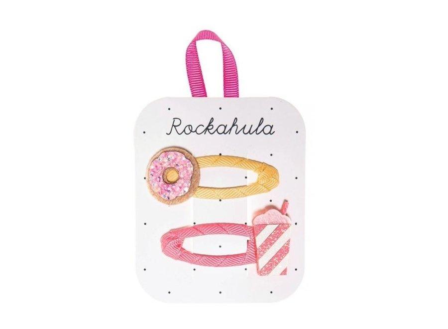 Donut and Milkshake Clips