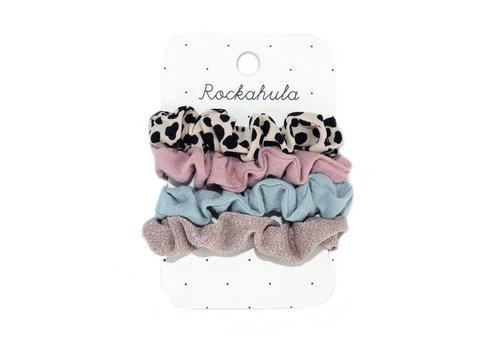 Rockahula Kids Lily Leopard Scrunchie Set