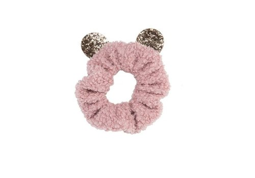 Rockahula Kids Billie Bear Boucle Scrunchie