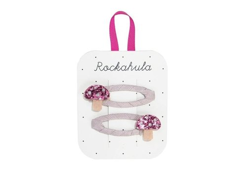 Rockahula Kids Magical Toadstool Glitter Clips