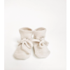 hvid BOOTIES OFF-WHITE