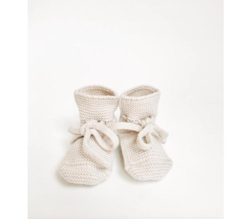 BOOTIES OFF-WHITE