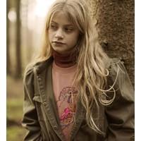 Ghita Dress Ivy Green
