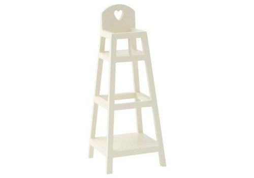 Maileg High chair, MY - White