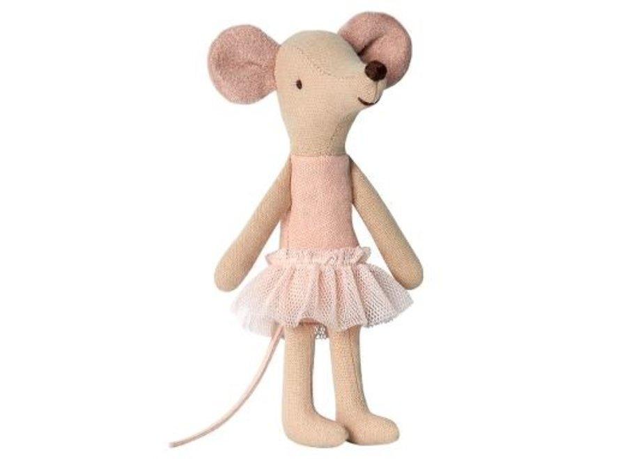 Ballerina mouse big sister