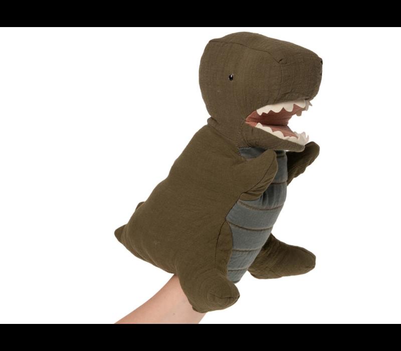 Ganto - Rex Handpuppet