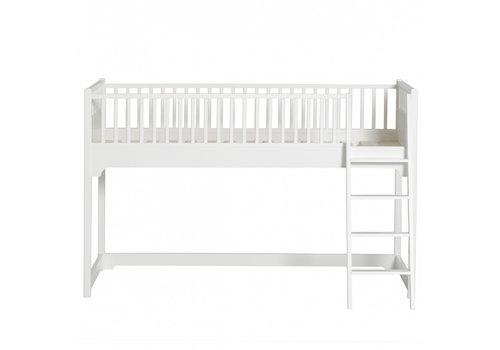 Oliver Furniture SEASIDE LOW LOFT BED