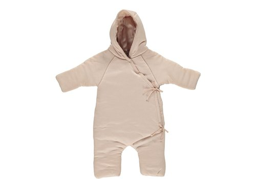 MarMar Copenhagen Rex romper with Polyester filling- Rose