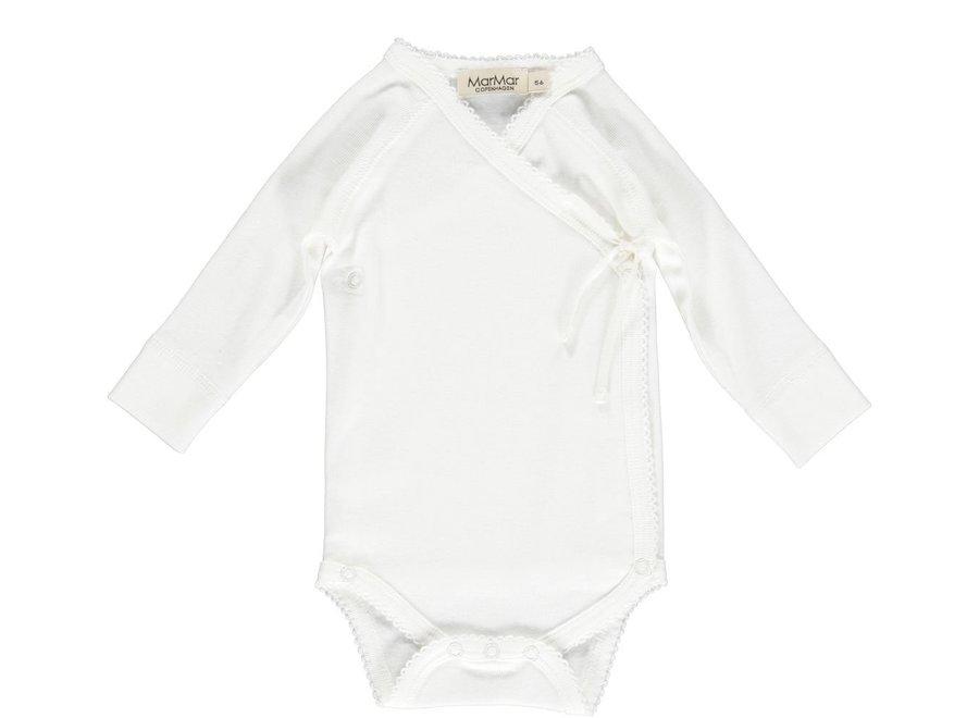Belita Bodystocking-Gentle White