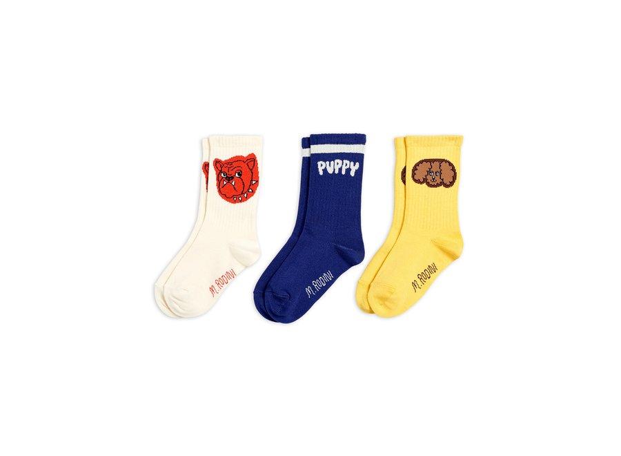 3-Pack Socks Multi