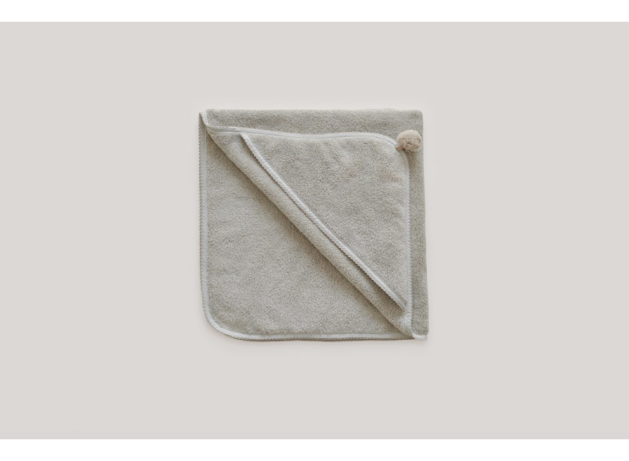 Baby Hooded Towel Thyme