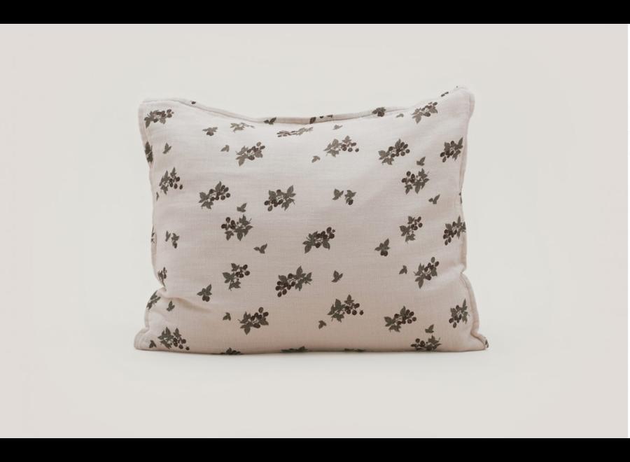 Blackberry Muslin Pillowcase Adult EU