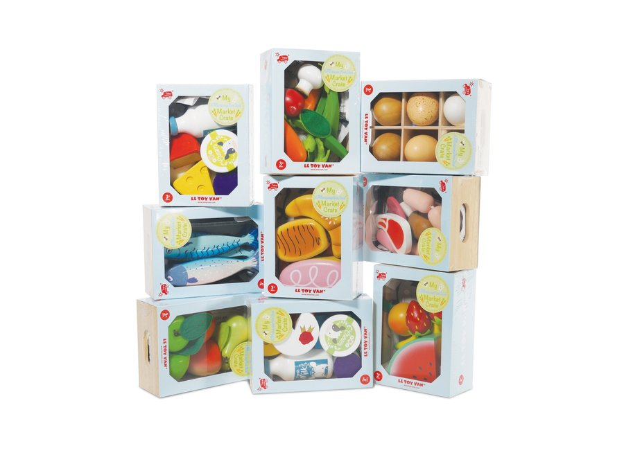 Fruits '5 a Day' Crate