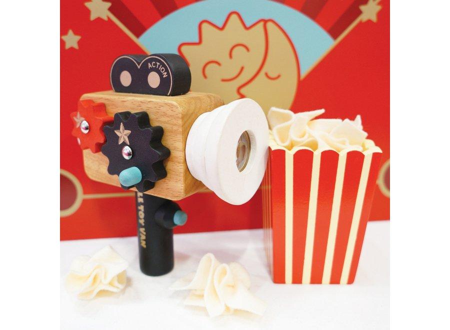 Hollywood Film Camera
