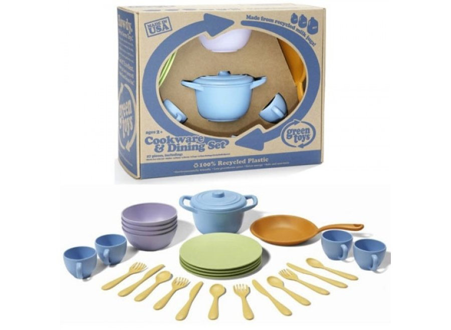Cookware and Dining Set