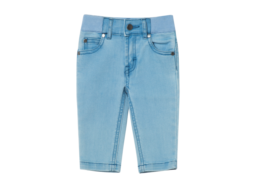 Denim Trs Medium Blu Denim
