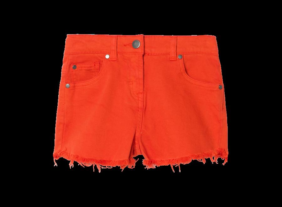 Denim Shorts Flame