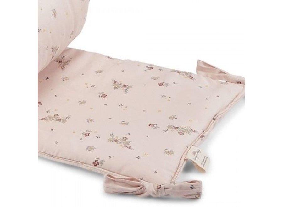 Crib Bed Bumper Nostalgie Blush